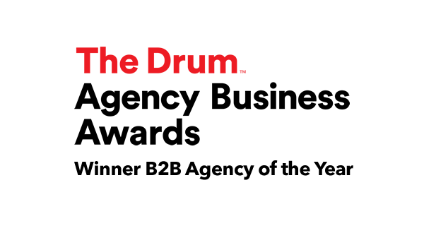 The Drum Agency Business Awards - Winner B2B Agency of the Year