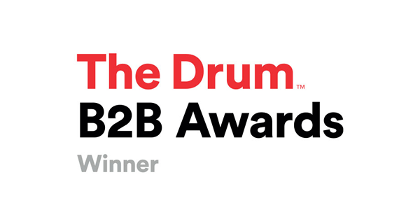 The Drum B2B Awards Winner