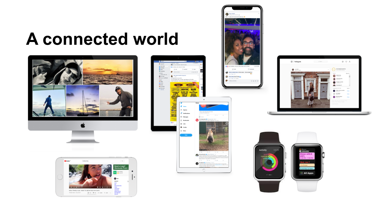 FOMO - A connected world